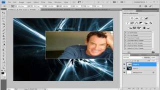 Photoshop CS4 Tutorial #2: Changing Background (HD)