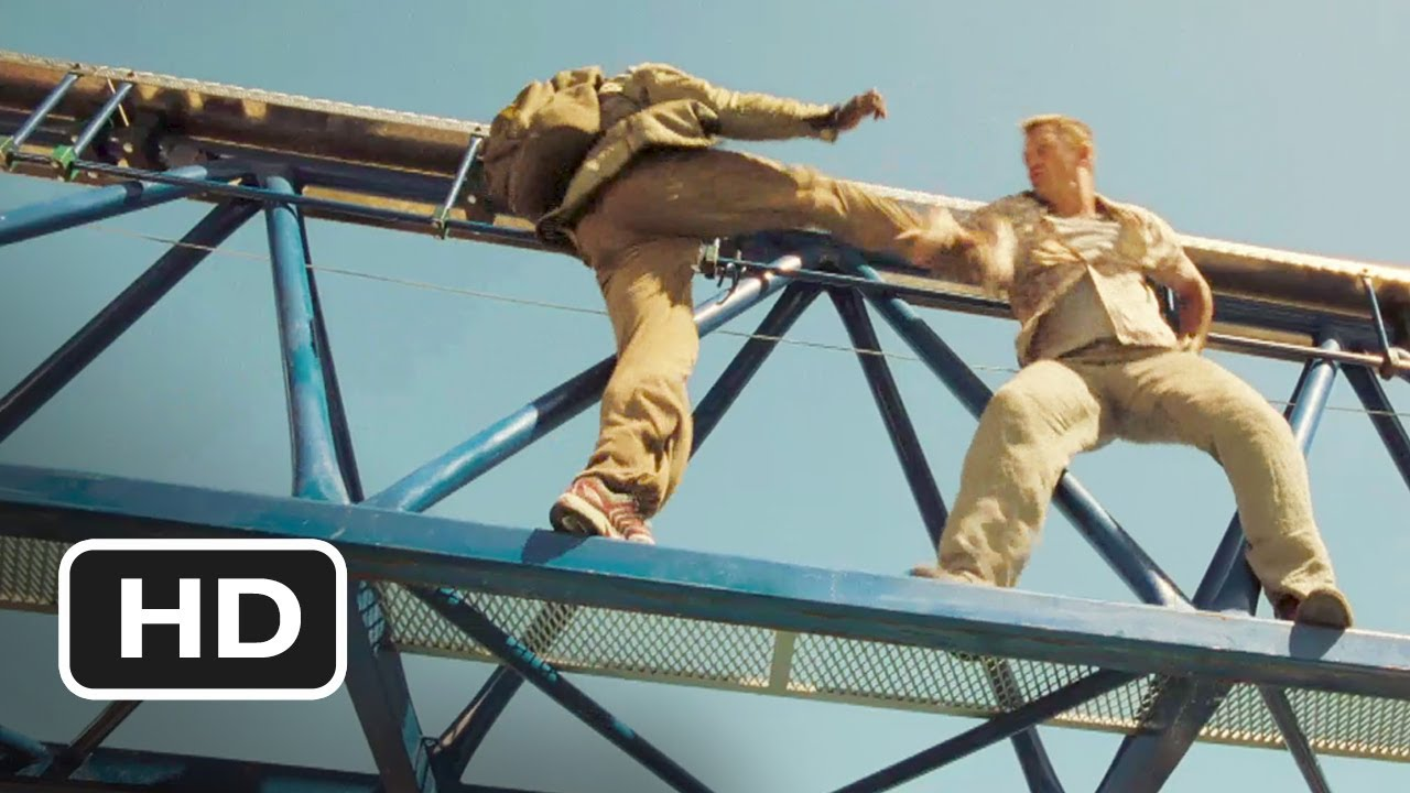 James Bond Watch >> Casino Royale Movie CLIP - Parkour Chase (2006) HD - YouTube