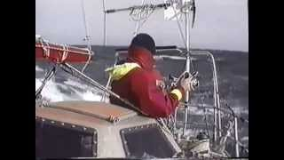 Sailing Around The World Solo By Roaring Forties. Alain