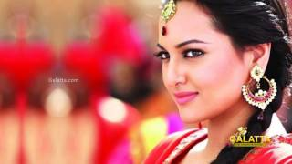 Sonakshi Sinha confirms starring opposite Rajinikanth!