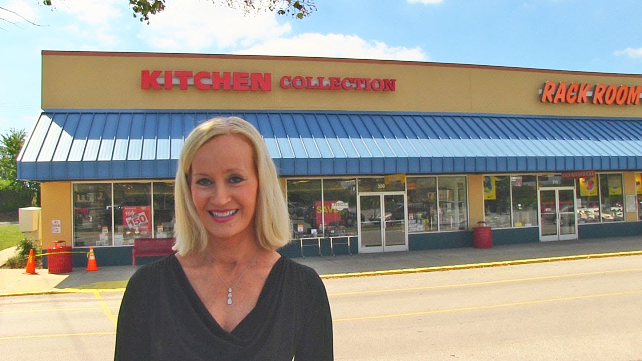 betty s shopping trip to kitchen collection store youtube
