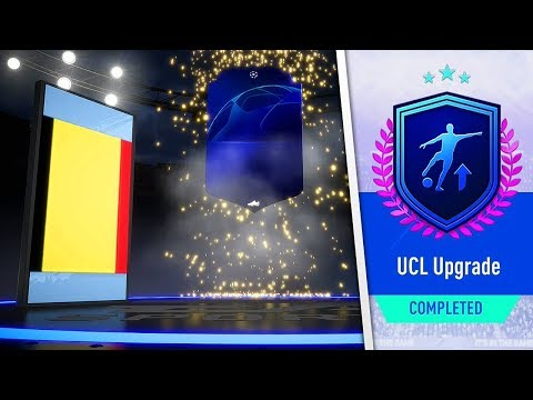 TWO HUGE WALKOUTS! | 5x UCL PLAYER PACKS! (FIFA 19 Ultimate Team)