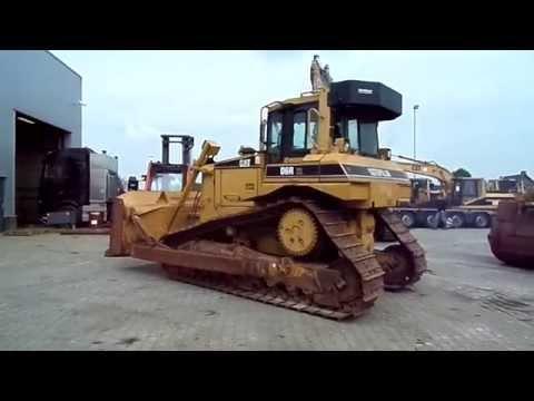 Caterpillar D6R XLSU Demo @ BIG Machinery Netherlands