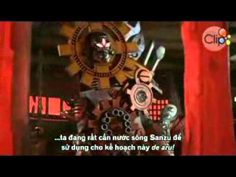 Shinkenger Vs Go Oner  Part 1_4 (VietSub).