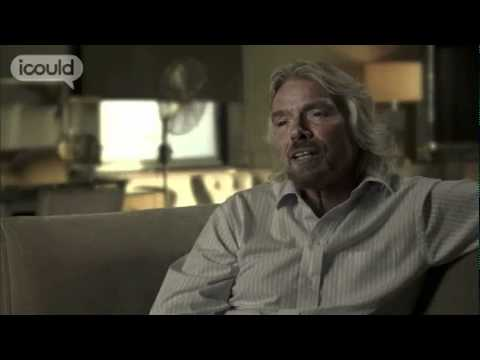 Career Advice on becoming a Entrepreneur by Sir Richard Branson (Full Version)