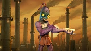 Oddworld: New 'n' Tasty - Launch Trailer #1