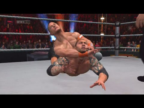 WWE Smackdown VS Raw 2011 Finishers