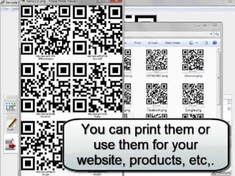 Qr Barcode Generator Software