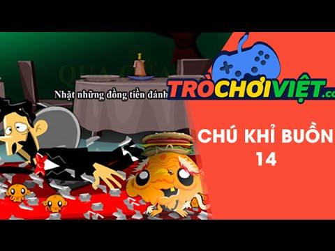 Game chú khỉ buồn 14 - Video hướng dẫn cách chơi game