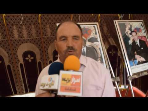 تصريح نجيب عثمان رئيس الجماعة الترابية لإغرم على هامش تقديم دراسة مشروع تزويد مركز إغرم بالماء الصالح للشرب