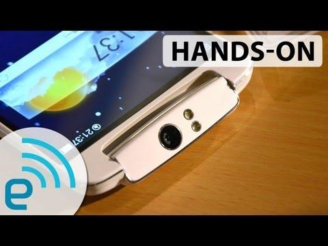 Đoạn video chạm mắt hình ảnh thực tế của Oppo N1