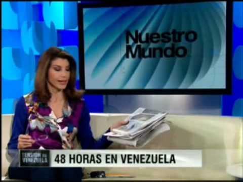 Periodistas de Cnn Expulsados de Venezuela por Maduro