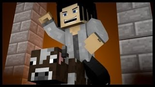 "Minecraft: ""ANIMAL BIKES!"" #8 (Modded Parkour)"