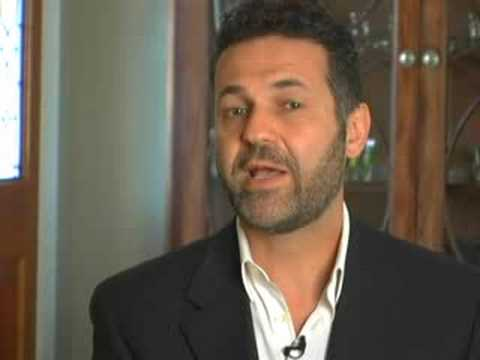 Khaled Hosseini on his medical career