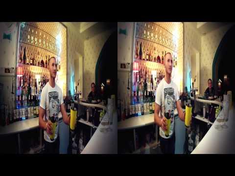 бармен шоу_Горяев Алексей_3D