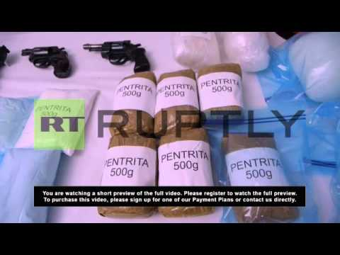 Spain: ETA hands over weapons as historic disarmament process begins