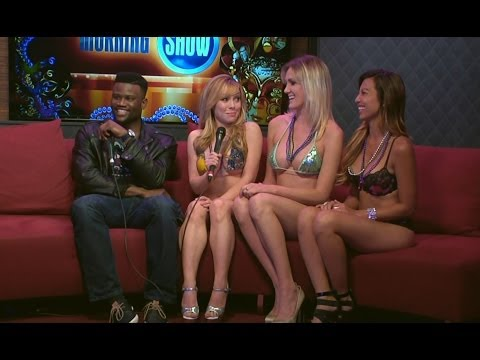 Walter Thurmond | The Playboy Morning Show