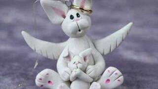 Polymer Clay Handcrafted Ornaments And Figurines