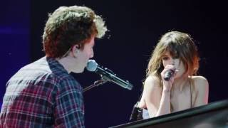 Charlie Puth & Selena Gomez - We Don't Talk Anymore [Official Live Performance]