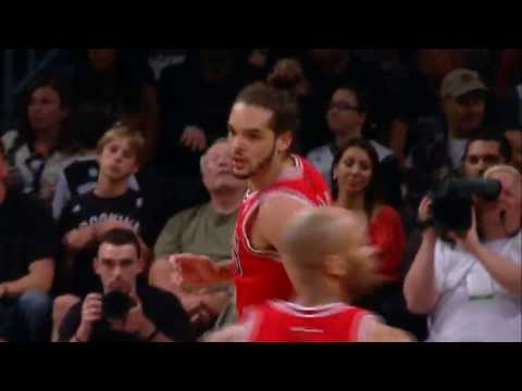 Joakim Noah Throws Down the Nasty Slam