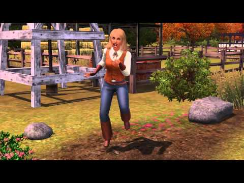 The Sims 3 Movie Stuff Trailer -- Part 1, Set the stage with The Sims 3 Movie Stuff and tell more unique stories with décor, furnishings, and clothing inspired by iconic movie genres. Rustle up some ...