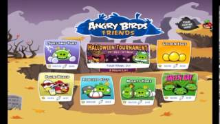 Angry Birds Friends Halloween Theme Song