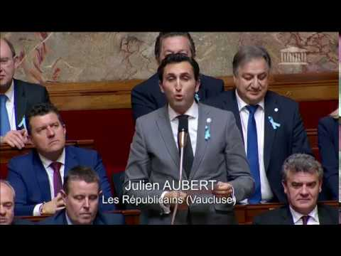 M. Julien Aubert - Projet de réforme de la Justice