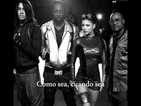 Black eyed peas - Whenever ( subtitulada en español ).wmv