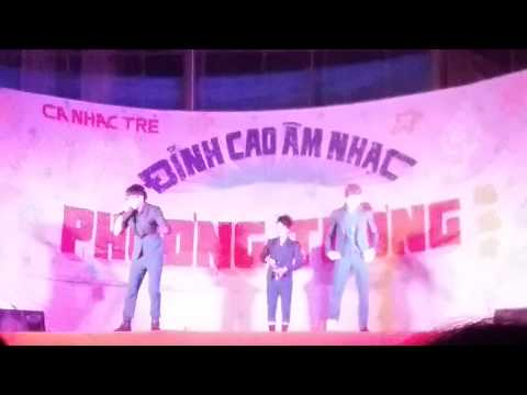 HKT hát live