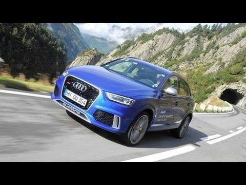 Test: Audi RS Q3 - Sportlich durch den Alltag