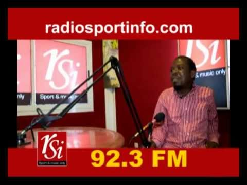 RSI Radio Sport Info 92 3 FM Douala by Martin Camus MIMB