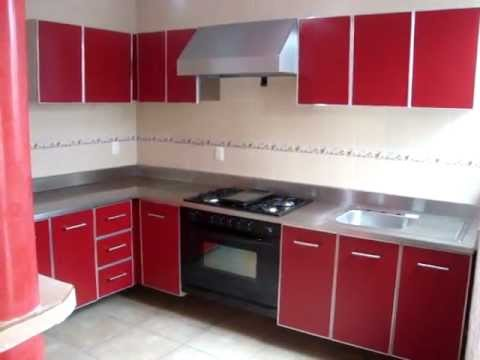 Cocinas industriales rusticas modernas muebles ajilbabcom for Cocinas industriales modernas