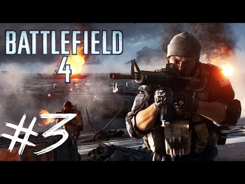 Battlefield 4 - Single Player Campaign - Part 3 | ATTACK ON TITAN (PC max settings)