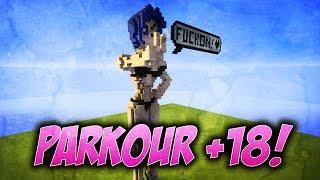 MINECRAFT: PARKOUR +18