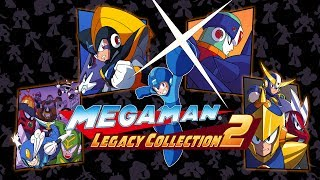Mega Man Legacy Collection 2 - Announce Trailer