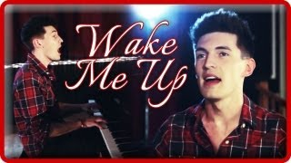 WAKE ME UP - Official Acoustic Cover of Avicii ft. Aloe Black - by Doug