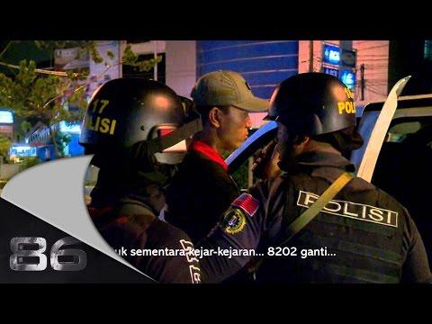 86 Patroli Pencegahan Tindak Huru Hara di Depok - Ipda Winam Agus