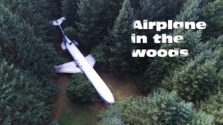 Living in an airplane