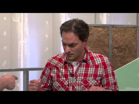 Knauf Bauprodukte - Unter Dach und Fach - Verfliesen Teil 1