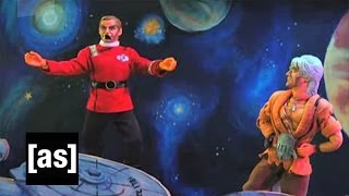 Robot Chicken Star Trek II: Le Wrath Di Khan, The Opera