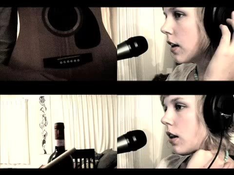 Nataly Dawn singing Cigarettes and Chocolate Milk, by Rufus Wainwright