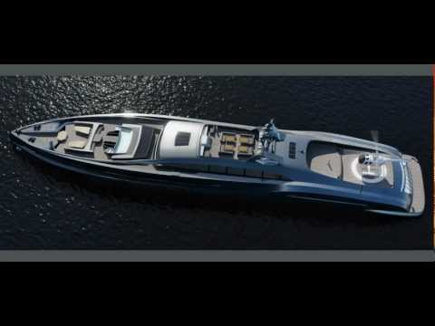 Sovereign 105m Megayacht designed by Gray Design