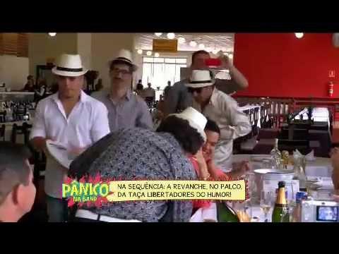 PAGODE DA OFENSA ALOPRA EM RESTAURANTES