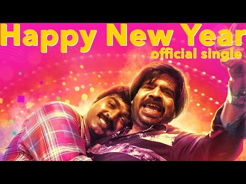 Happy New Year Song From Kavan Vijay Sethupathi T Rajhendherr K V Anand HipHop Tamizha