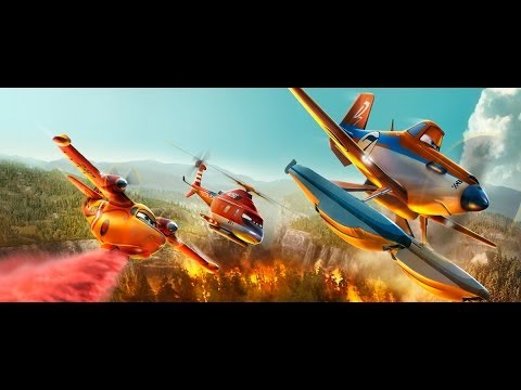 Disney Avioane: Fire & Rescue - Trailer