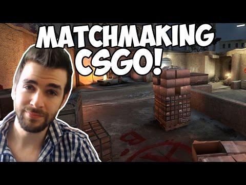 MatchMaking Tryhard sur CsGo, Skyyart, Nameless & Mizuty