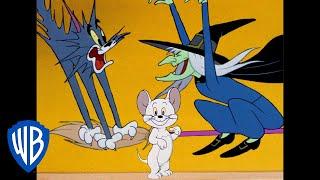 Tom a Jerry - Super strašidelné scény