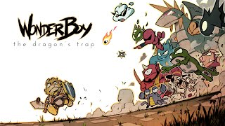 Wonder Boy: The Dragon's Trap - Reveal Trailer