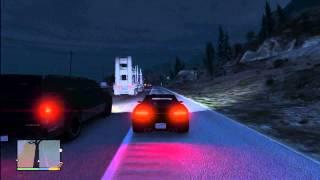 GTA 5: SECRET RARE HIDDEN FERRARI 458, CHEVROLET CORVETTEE
