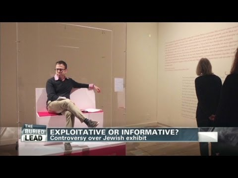 Jew in a Box? Controversy over museum exhibit